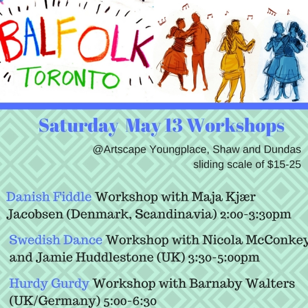 Are you interested in a Scandinavian Folk Dance or Music Workshop, Saturday afternoon, May 13?-2