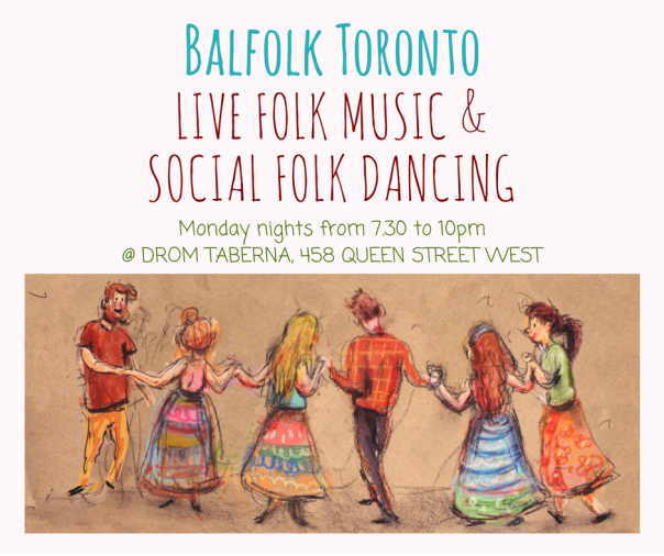 LiVe Folk Music & Social Folk Dancing(1)