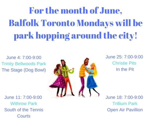No Balfolk at La RevThis Victoria Day Monday Holiday! (2)